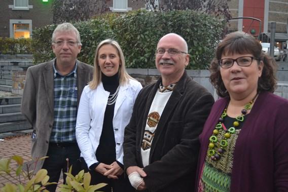 Amay: Catherine Delhez, Corinne Borgnet et Daniel Delvaux sont les nouveaux échevins